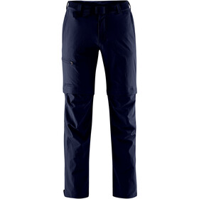 Maier Sports Tajo Pantaloni con zip Uomo, night sky